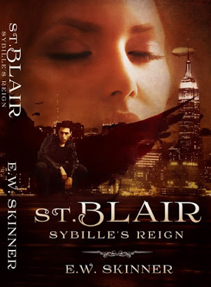St. Blair: Sybille's Reign - Book 2 in series