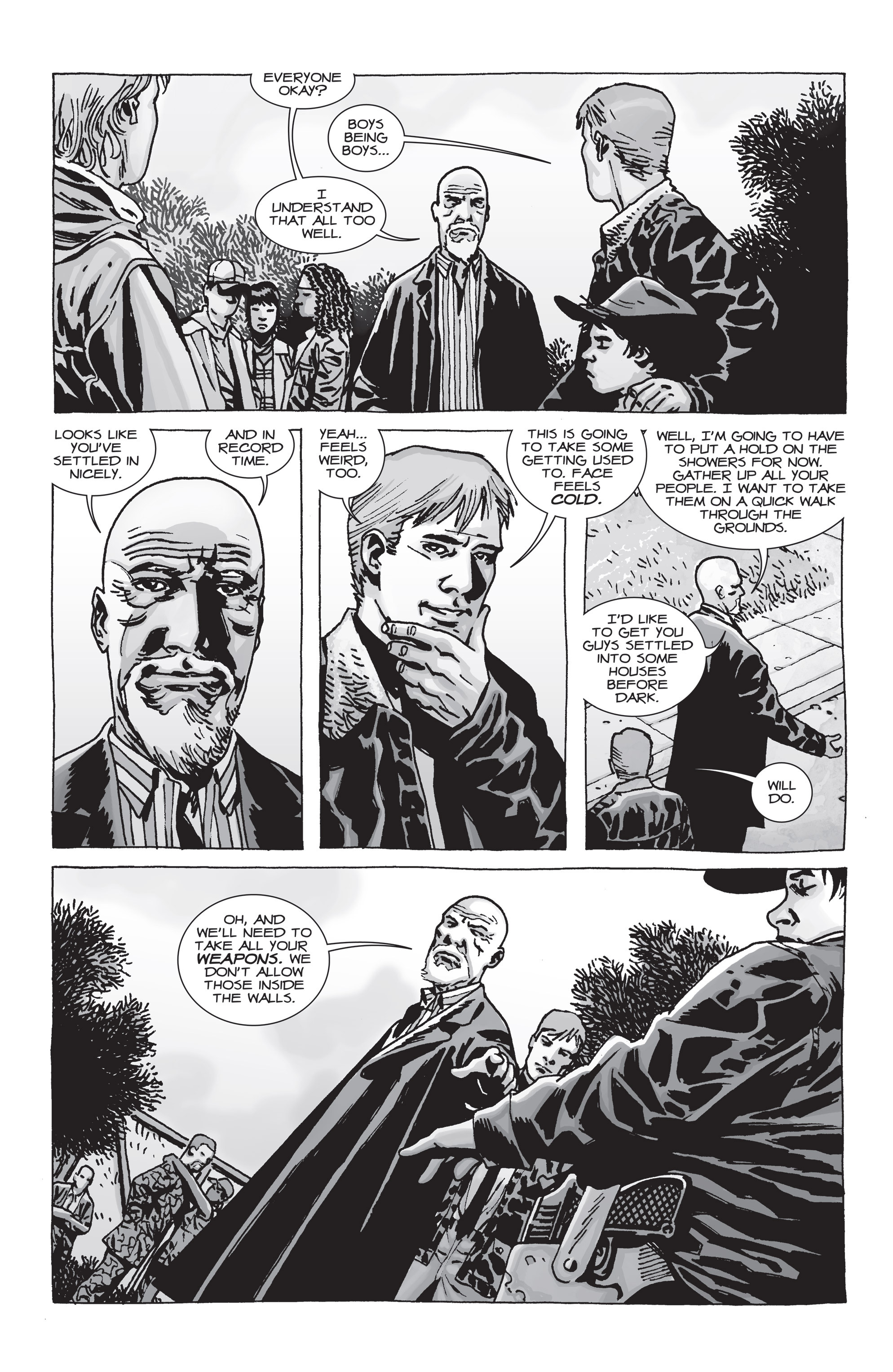 The Walking Dead Issue #71 Page 5