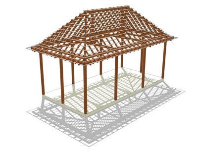 Image Result For Konstruksi Rumah Kayu