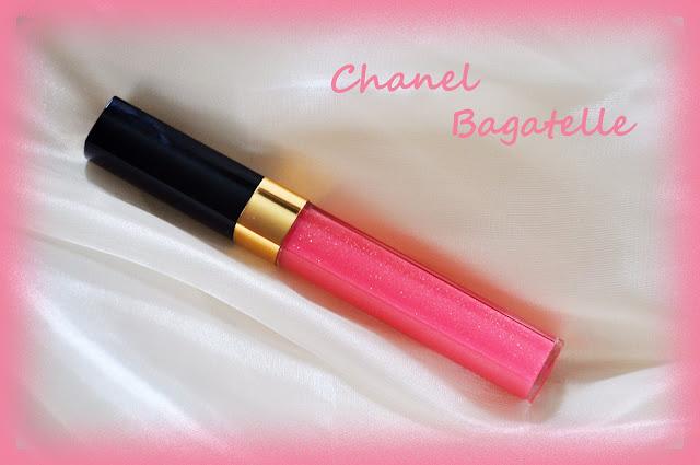 Chanel Levres Scintillantes #161 Bagatelle