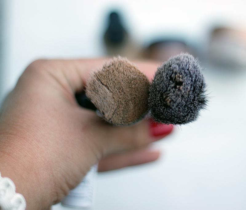 compare IT Ulta brush to Elf makeup brush