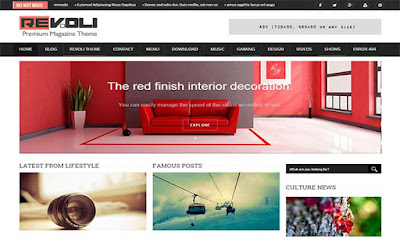revoli-blogger-template