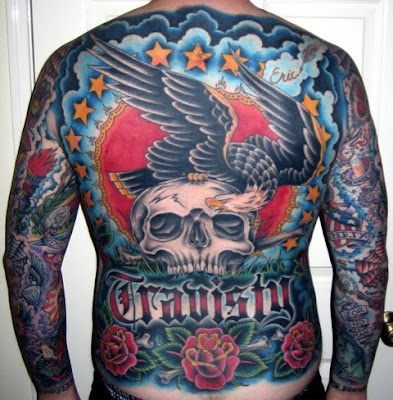 Allstar ink tattoos oliver peck guest spot for Elm street tattoo