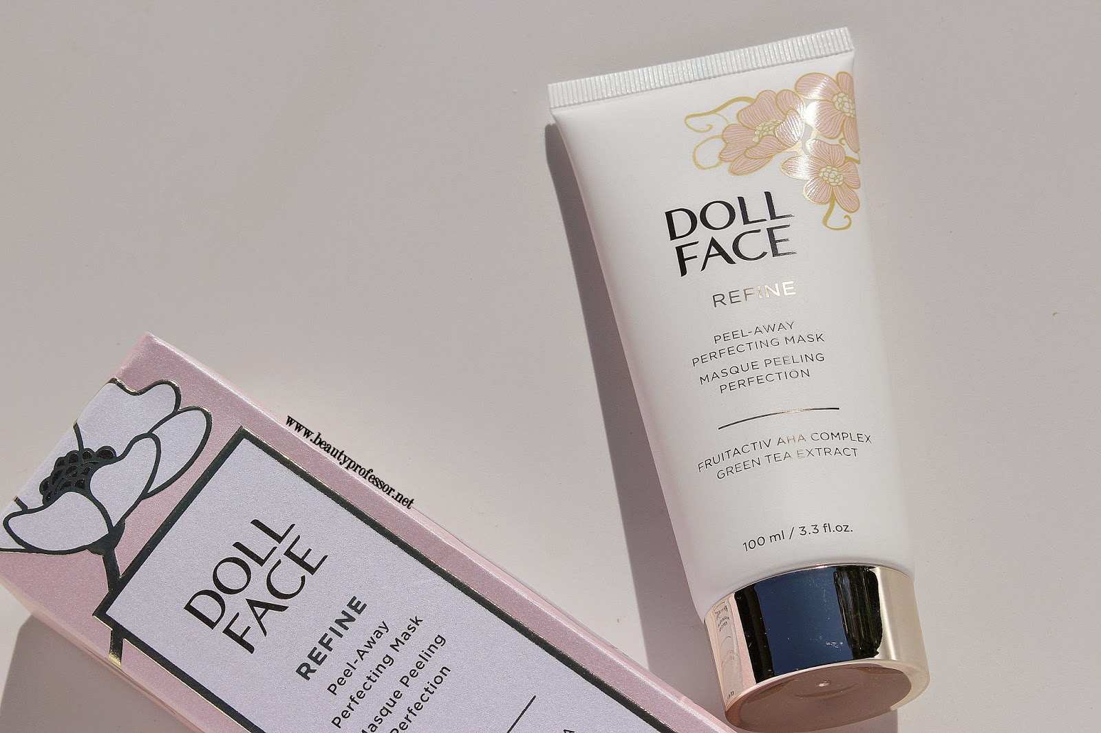 doll face refine mask