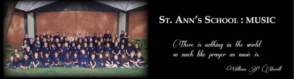 St. Ann's Music