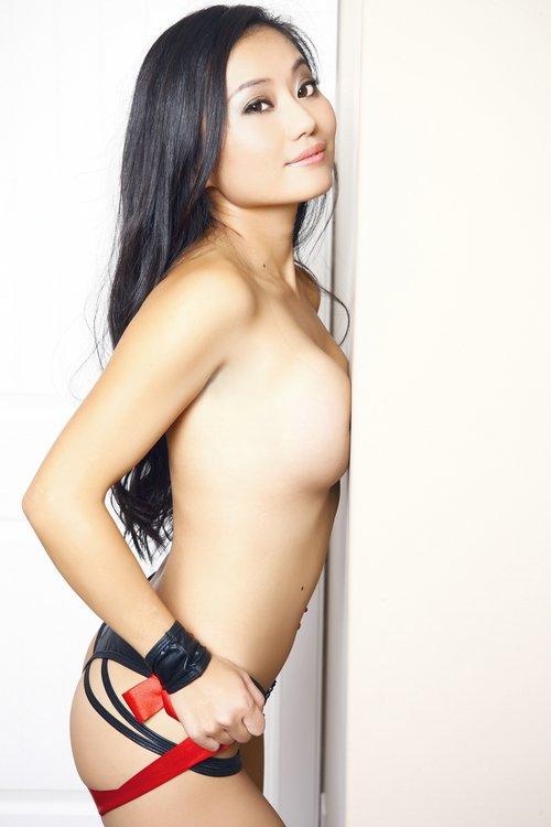 Hailan Q Naked