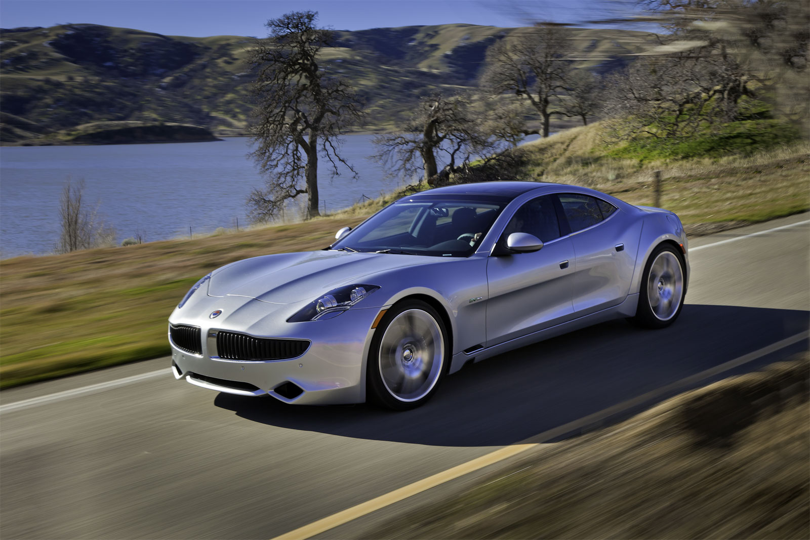 Sport Cars Fisker Karma Hd Wallpapers 2012
