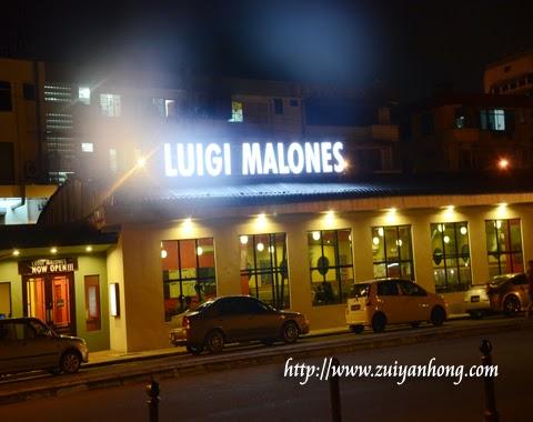Luigi Malones Restaurant