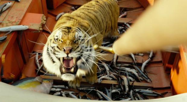 Paul 39 s trip to the movies movie review life of pi for Life of pi characters animals