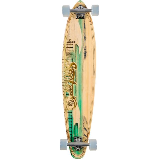 Bamboo Longboard7