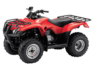 2013 Honda FourTrax Recon ES TRX250TE ATV pictures