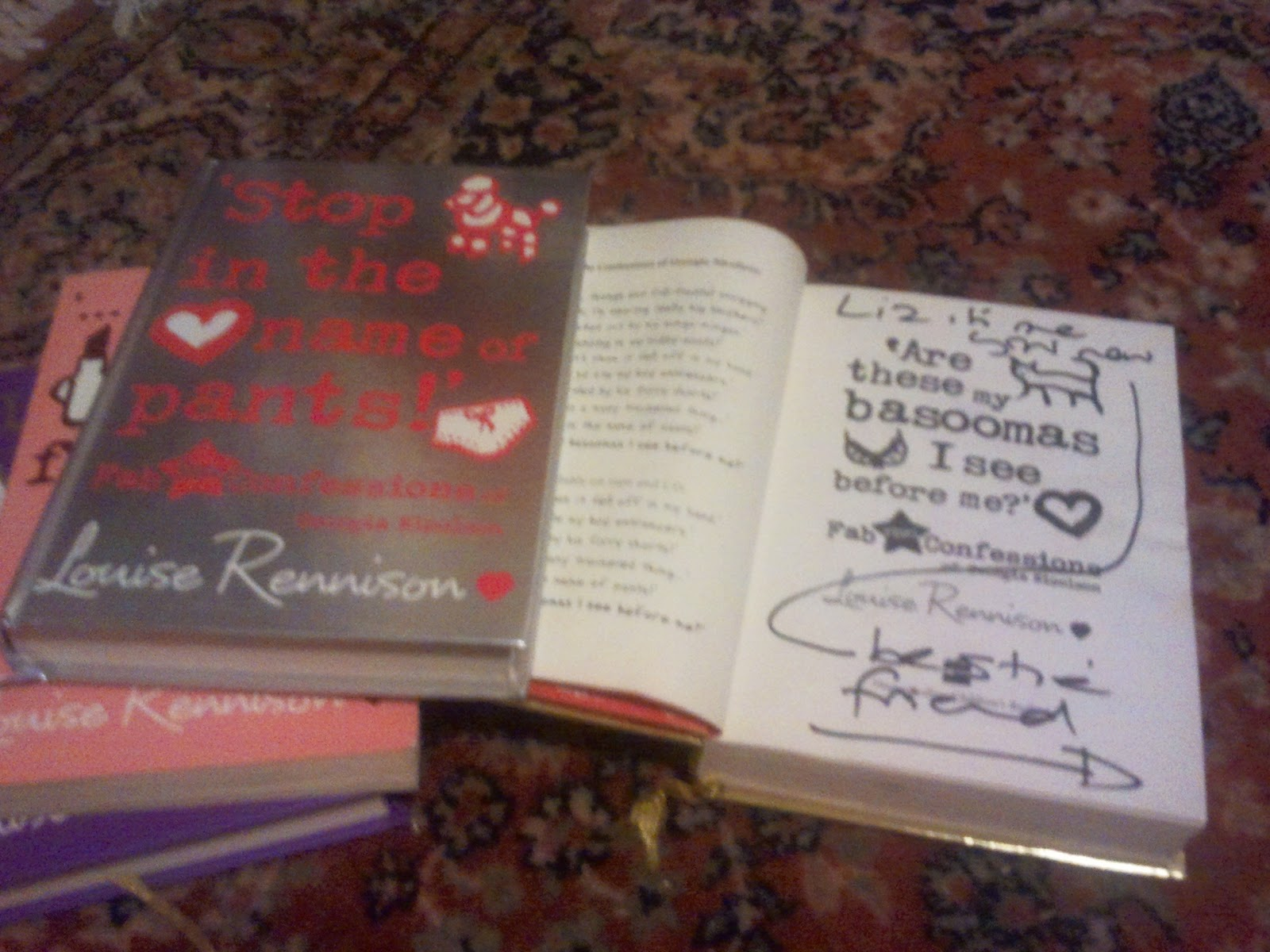 Bookcase Showcase Author Liz Bankes border=