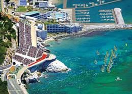 Marseille retenue pour accueillir les épreuves de voile pour Paris 2024.