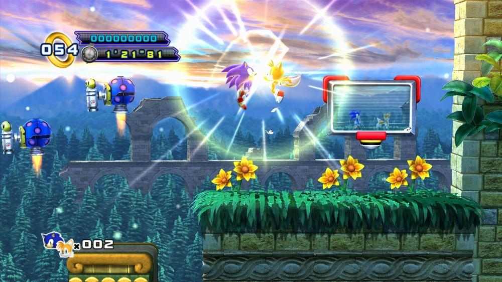 Sonic 4 - Episode 2 terá modo cooperativo online, revela Xbox Live