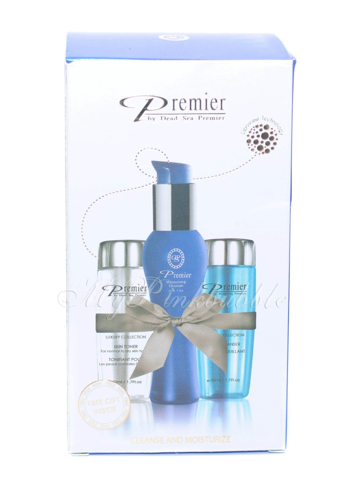 Premier cosmeticos pack serum