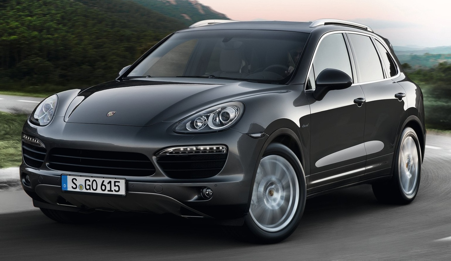 2013 porsche cayenne s diesel fixcars cars news. Black Bedroom Furniture Sets. Home Design Ideas