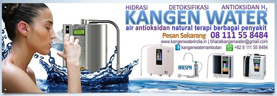 Kangen Water Jakarta | 08.111.55.8484 | Terapi Air Kangen | Terapi Air Hidrogen