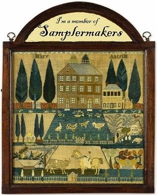 Are YOU a SAMPLERMAKER???