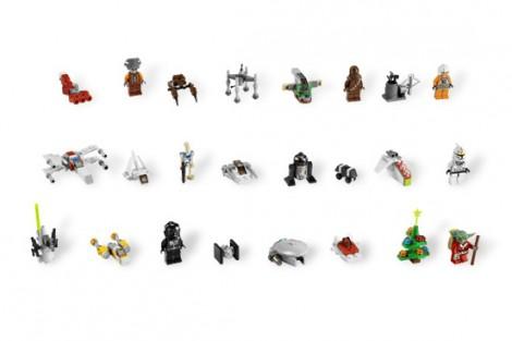 My Favourite 7958 Lego Star Wars Advent Calendar