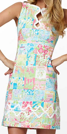 Lilly Pulitzer Dresses 2012