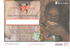 Colaboramos cada año con Save The Children