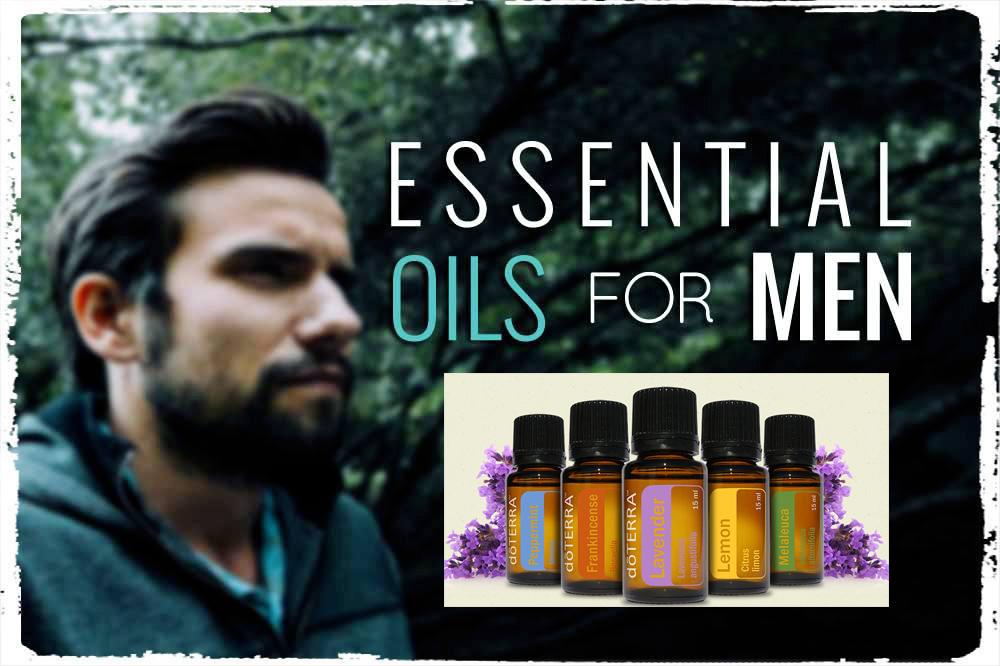 dōTERRA esszenciális olajak - praktikus használati útmutató (nemcsak) férfiaknak