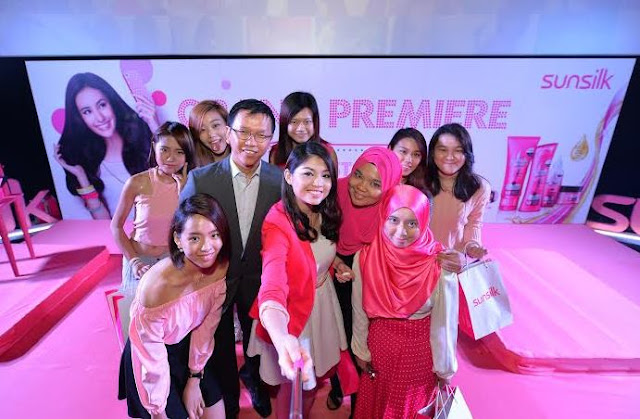 Sunsilk Selfie Movie
