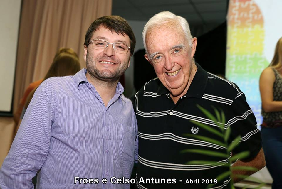 COM CELSO ANTUNES