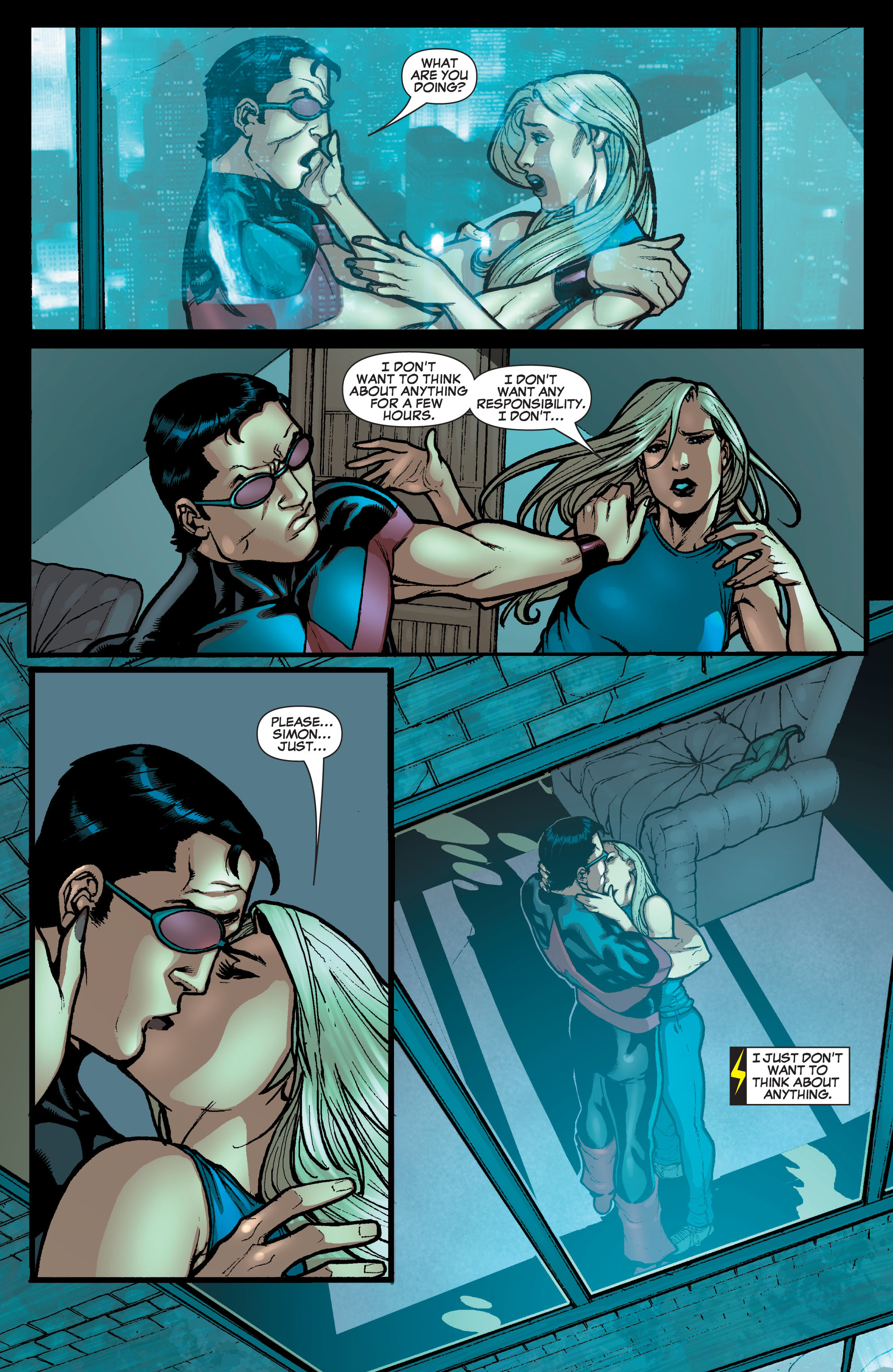 Read online Secret Invasion: The Infiltration comic -  Issue #10 - 22
