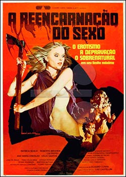 Download - A Reencarnação do Sexo - DVDRip - AVI - Nacional