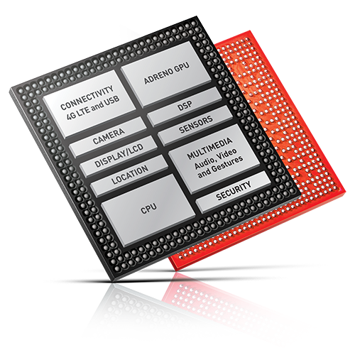 Qualcomm Snapdragon 210