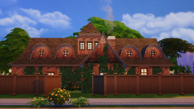 Small manor