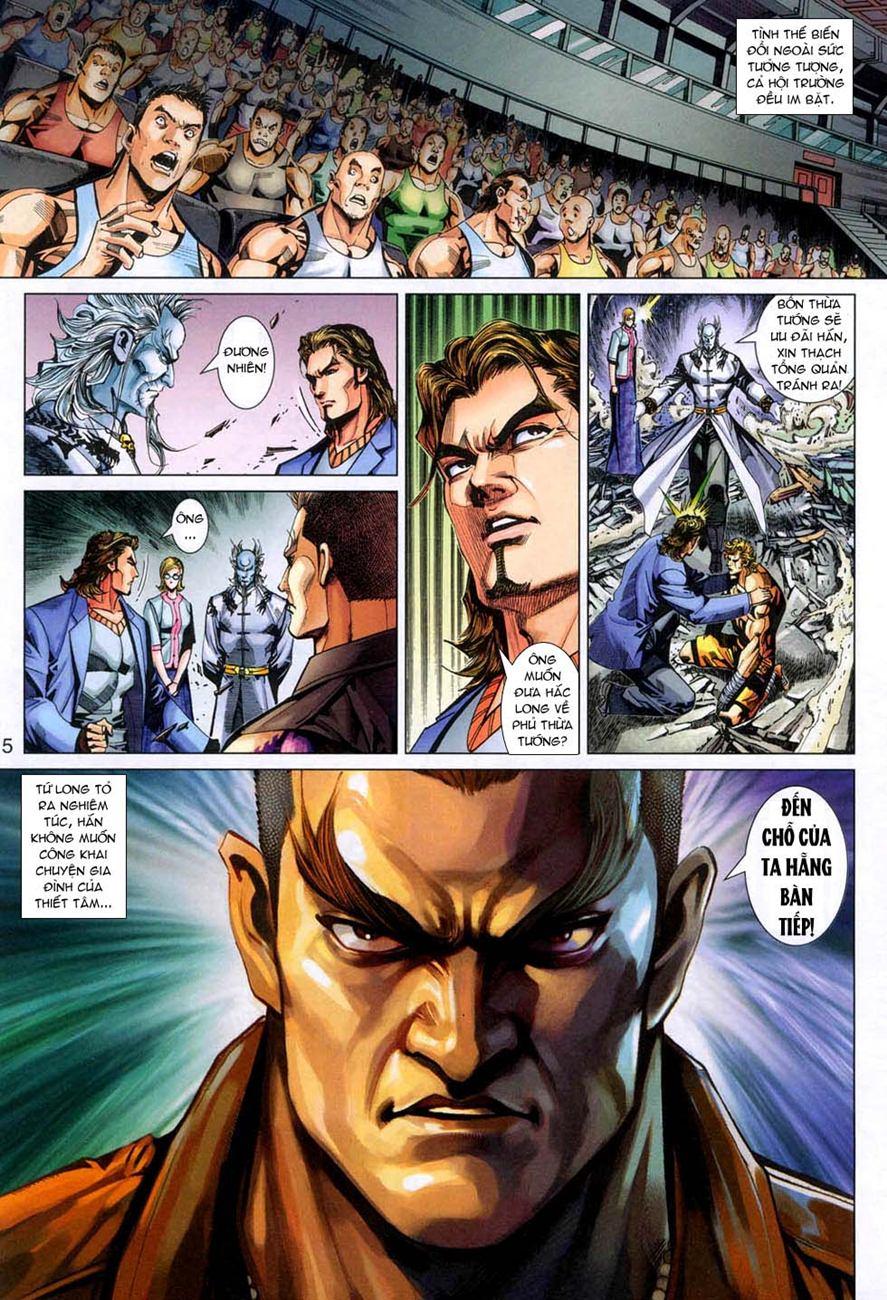 Tân Tác Long Hổ Môn chap 327 - Trang 5
