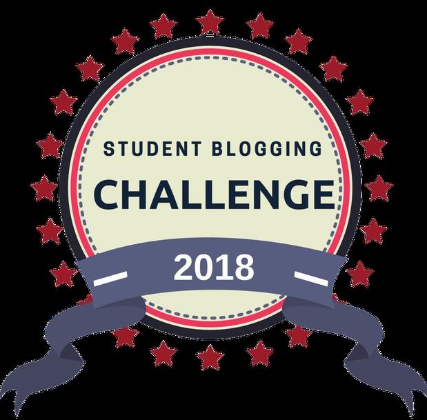 Blogging Challenge 2018