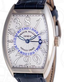 Montre Franck Muller Crazy Hours référence 7880 TT CH