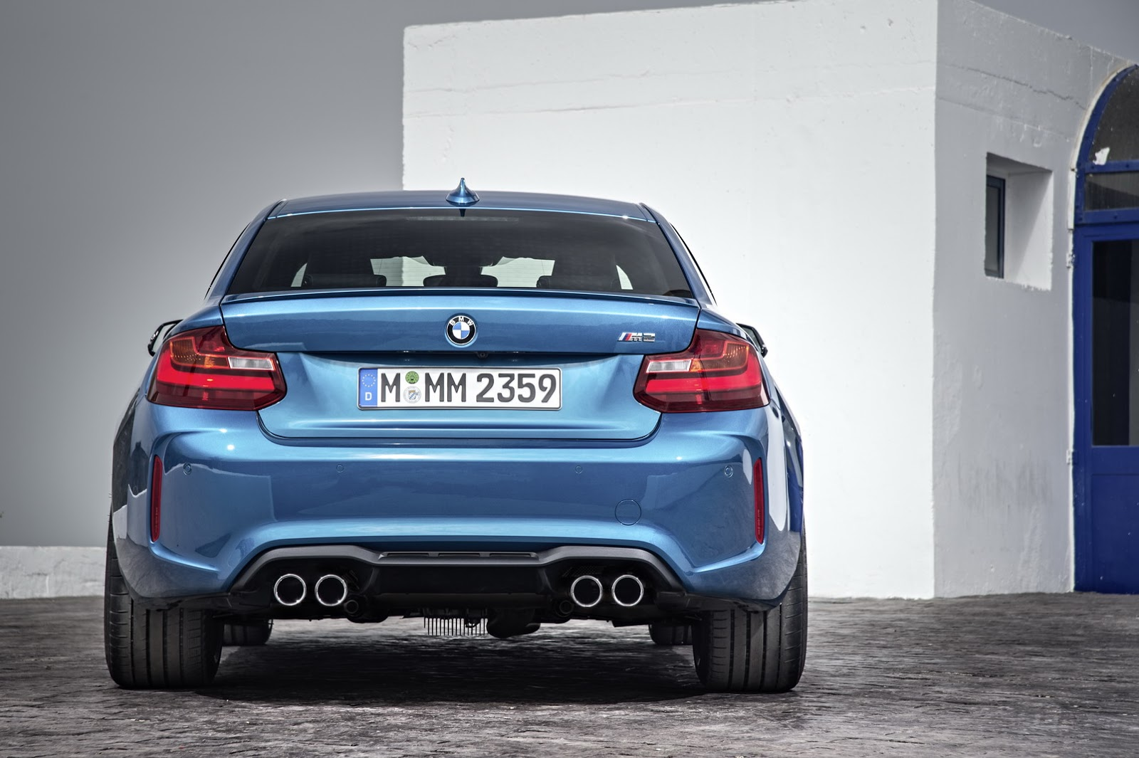 2016 Bmw M2 Coupe All The Official Details And 64 Photos