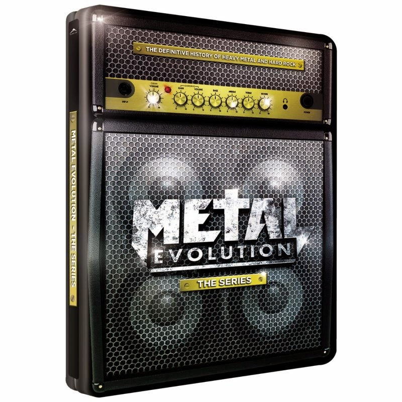 Metal Evolution | The Lost Episode | Extreme Metal | 1080p.