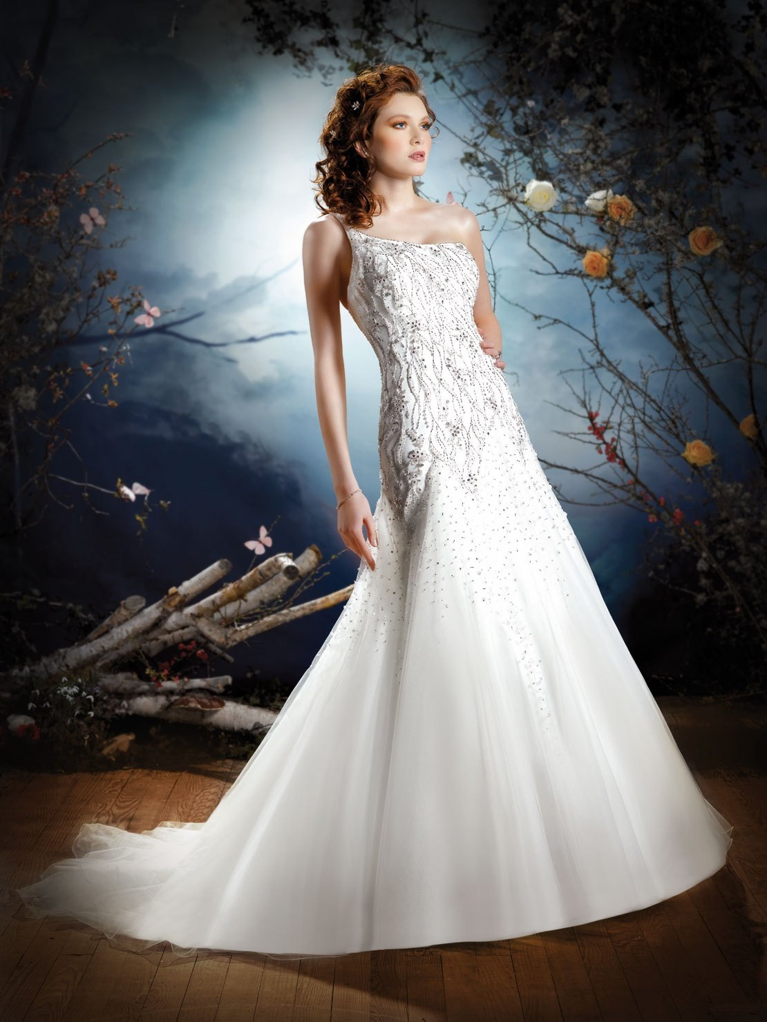 Kelly Star 2013 Spring Bridal Wedding Dresses World Of Bridal - Star Wedding Dress