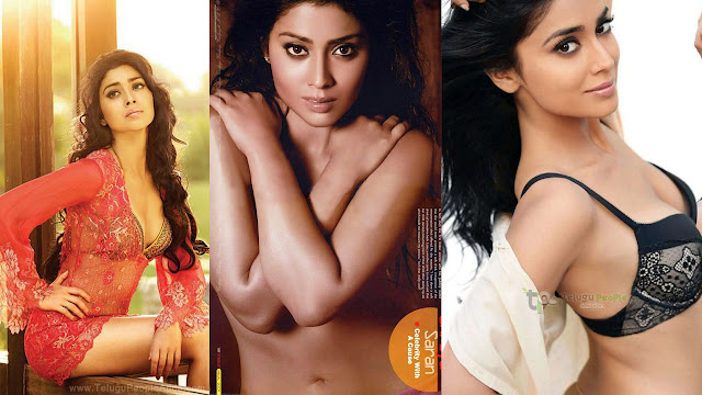 Shriya Saran Hot Spicy Gallery