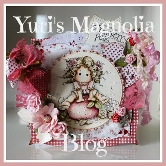 This blog is only for my Magnolia creations.