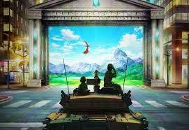 Phim Gate: Jieitai Kanochi nite Kaku Tatakaeri