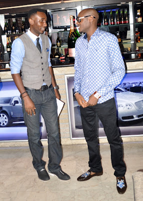 ....05 2Face Idibia End Of The Year Party Photos (Pre Xmas Event)