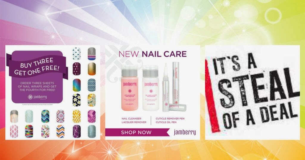 Jammin\' Along: A Mom\'s Journey With Jamberry: Jamberry Nail Wrap ...