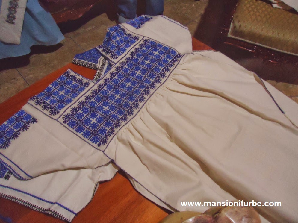Artisans Textiles in Mexico can be found in Tocuaro