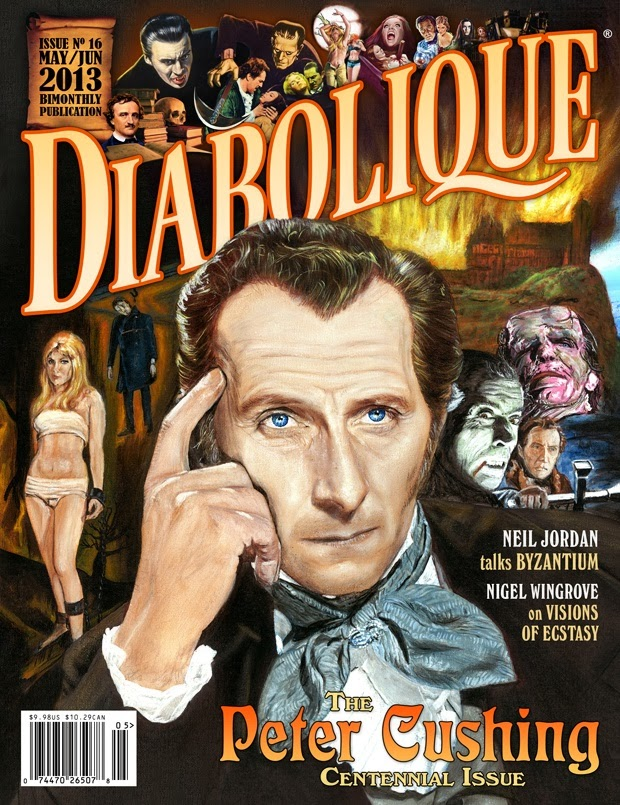 DIABOLIQUE Magazine Issue 16