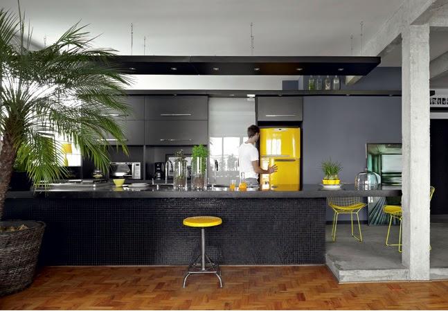 Construindo Minha Casa Clean Cinza na Decoração!!! Super Tendência! # Cozinha Planejada Cinza E Branco