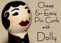 Try Dolly's Pin Curls