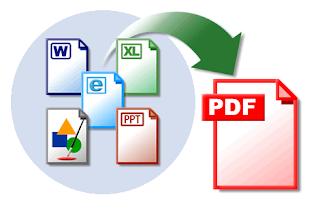 Archivos diferente tipo a un PDF