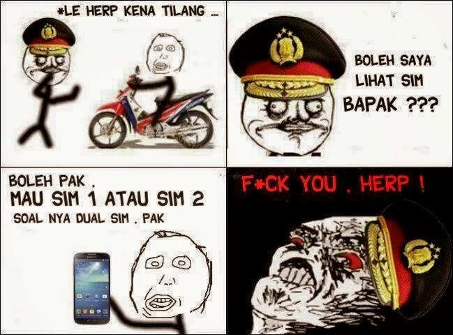 foto meme comic indonesia terlucu