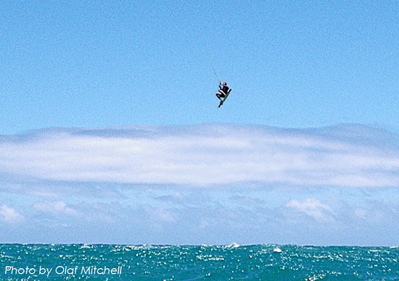 Kiteboarders Touch the Sky in Maui Surfer Today Magazine